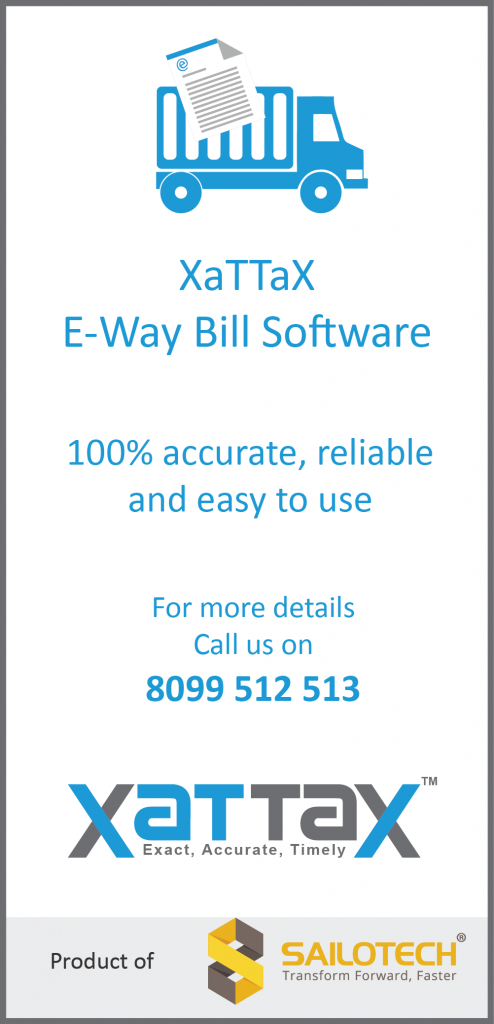 E-Way Bill Solution