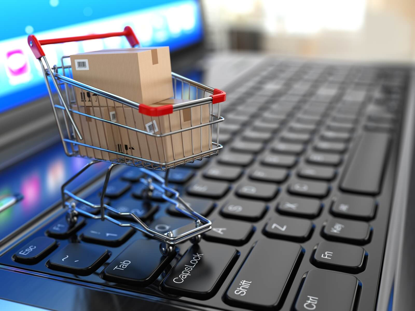 Impact of gst in E-Commerce Sector - Sailotech