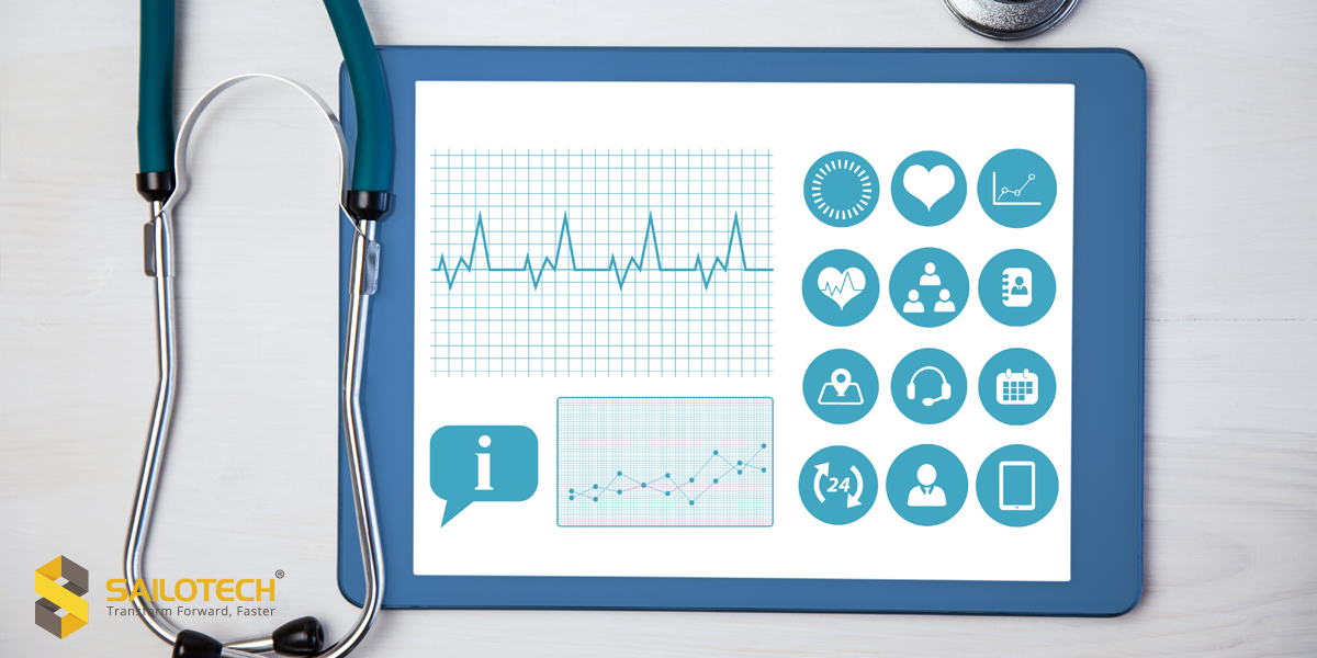 Why digital transformation appears slower in healthcare?