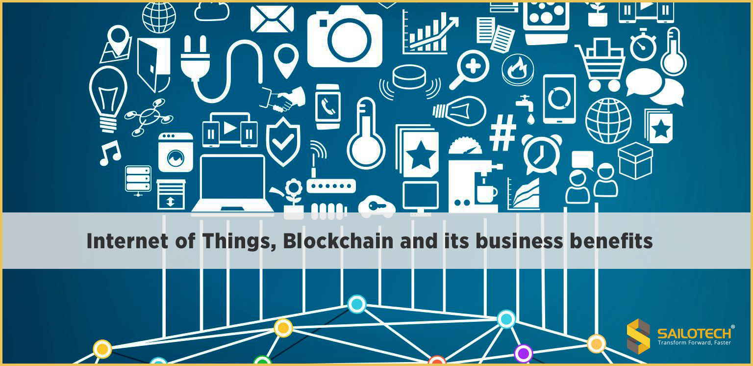 Iot and Blockchain