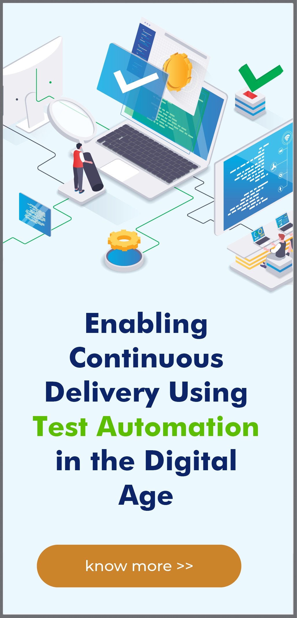 test automation - sailotech